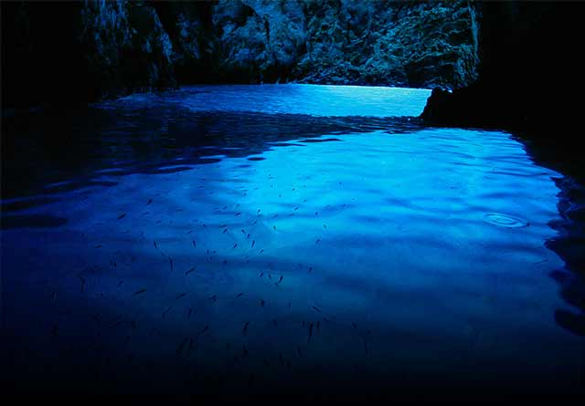 Blue Cave & Krka Waterfalls excusrions -Splitlicious