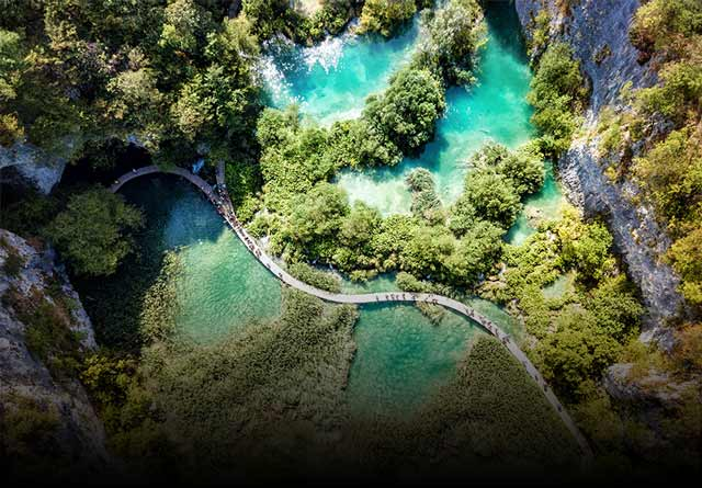 Plitvice Lakes & Blue Cave excusrions -Splitlicious