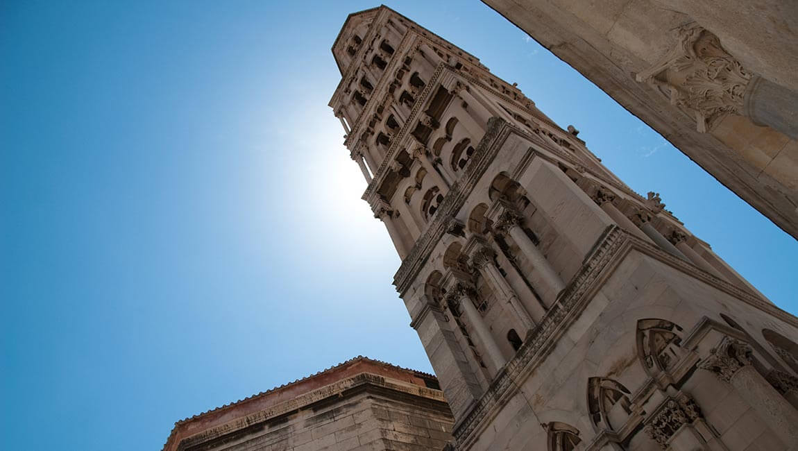Diocletian's Palace tour from Split