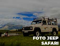 Foto Jeep Safari